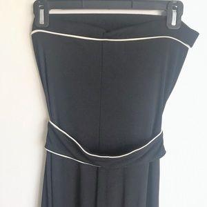 White House Black Market Pants - White House Black Market Jumpsuit Size M Black